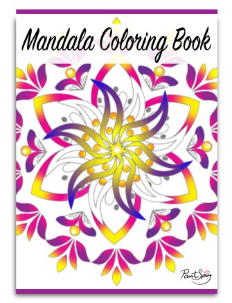 Printable Mandala Coloring Book for Adults